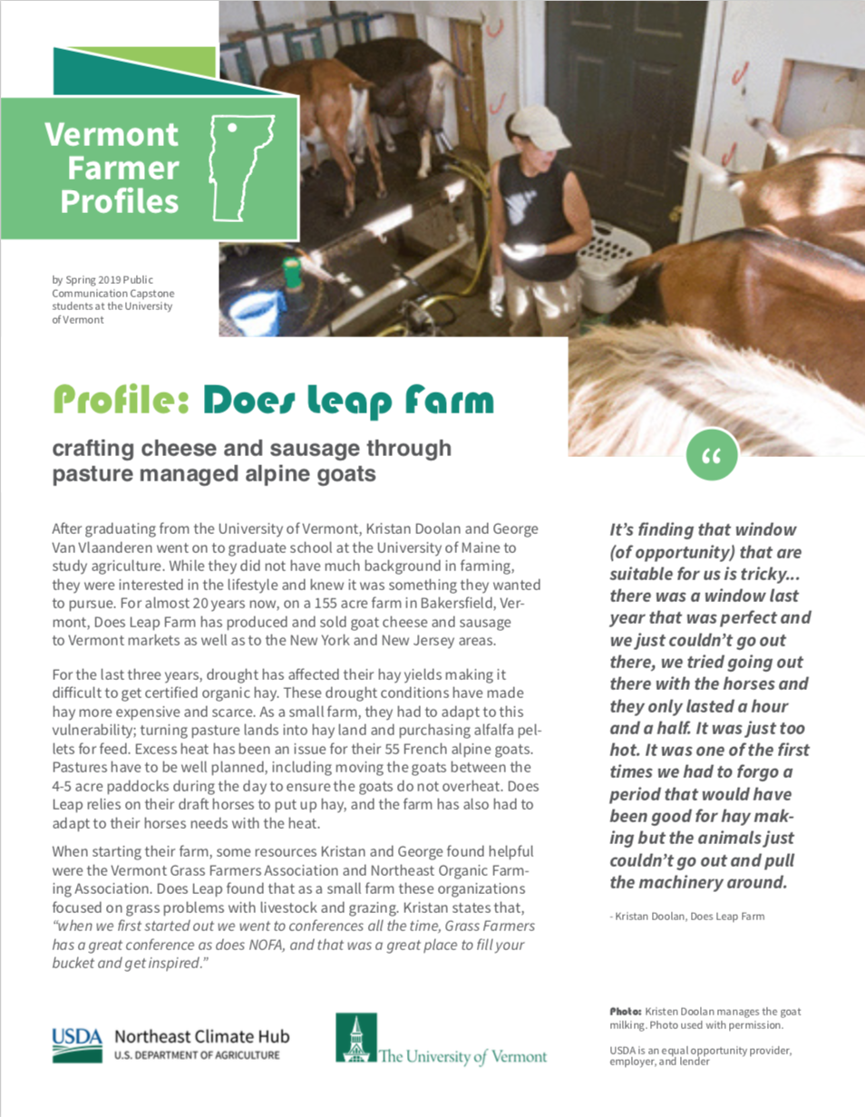 Farmer Profile: Does Leap Farm