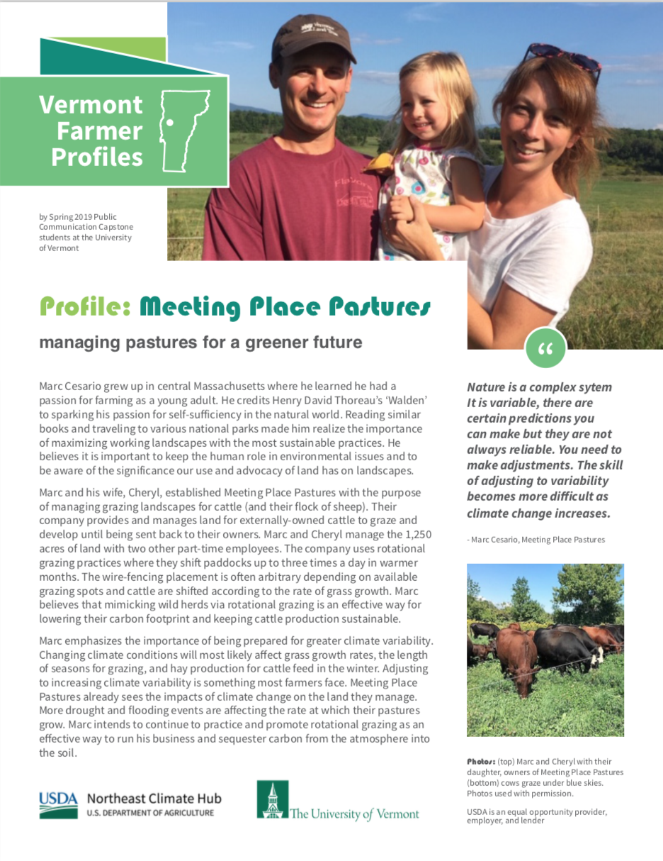 Meeting place pastures farmer profile