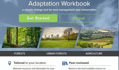 The Adaptation Workbook homepage