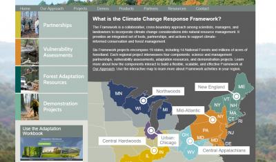 Climate Change Response Framework (Forestadaptation.org)