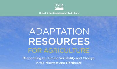 Cover image to Adaptation Resources for Agricultire