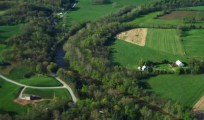 Riparian forest buffers in Pennsylvania
