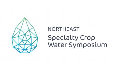 Northeast Specialty Crop Water Symposium Logo