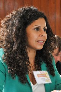 Isabel Parés portrait