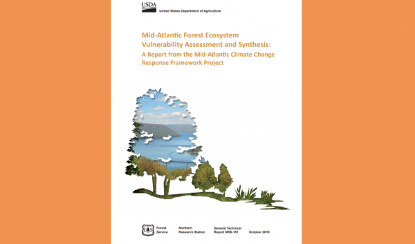 Assessment of forest ecosystem vulnerability for the Mid-Atlantic region