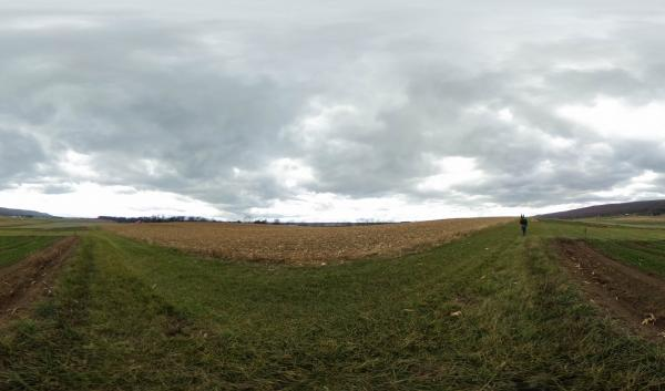 scene from Sustainable Dairy Cropping at Penn State virtual tour