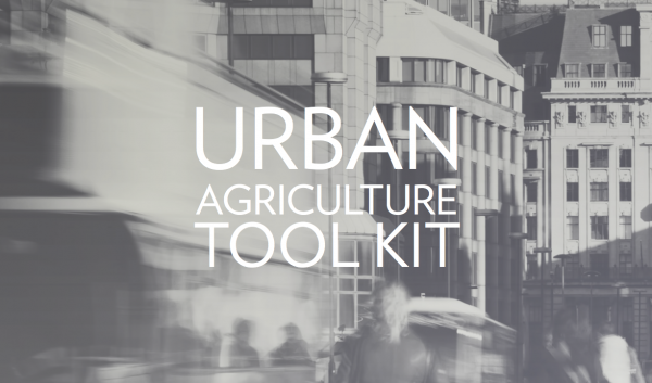Cover page to the USDA Urban Agriculture Toolkit