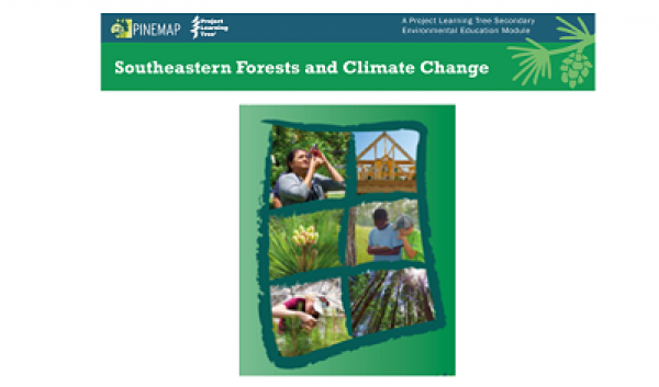 Southeastern Forests and Climate Change module cover